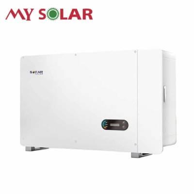 Inverter SOFAR 80 100 136kw 3 pha