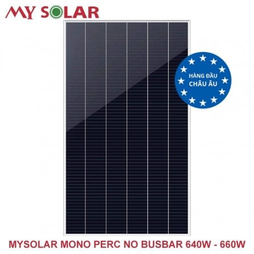 mysolar 640w