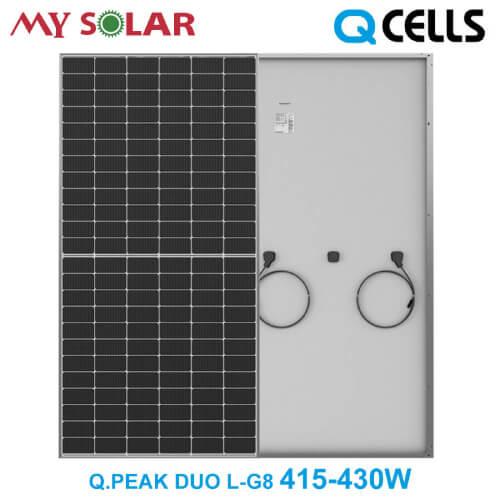 Tấm pin năng lượng mặt trời QCELLS-415-430W