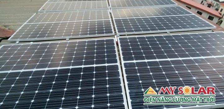 chi phí lặp đặt hệ thống điện mặt trời