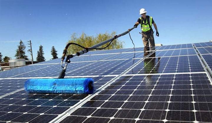 Chọn góc nghiêng khi lắp pin năng lượng mặt trời