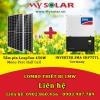Tấm pin năng lượng mặt trời LEAPTON 450W