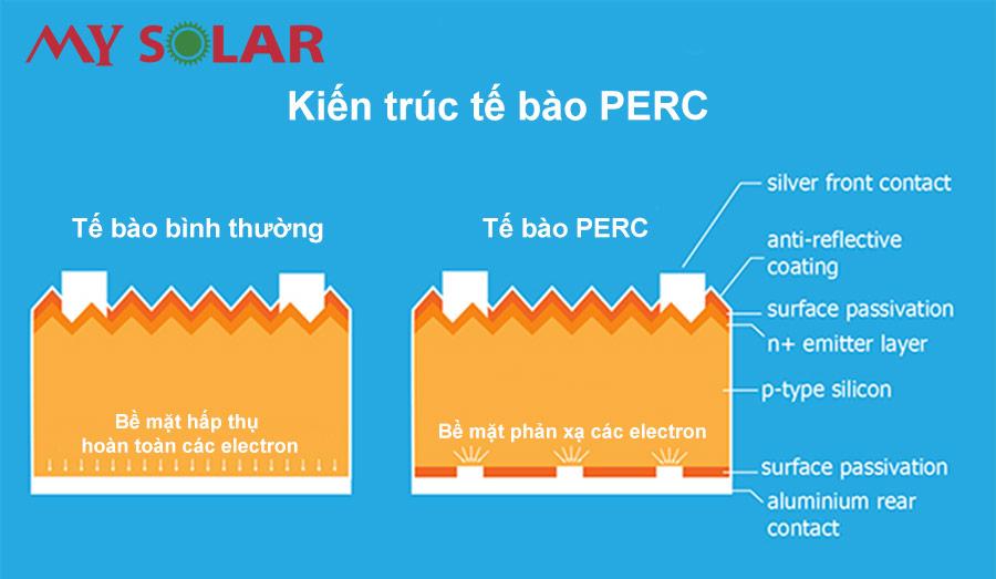 Nguyên lý hoạt động của PERC