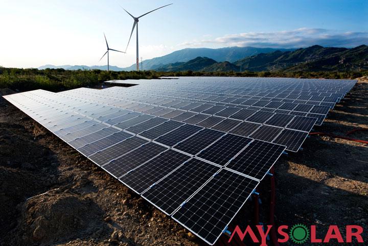 Các loại năng lượng tái tạo