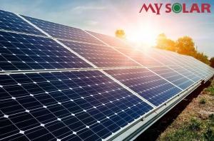 Khuyến khích lắp đặt điện mặt trời