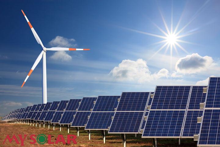 Hệ thống điện gió nối lưới