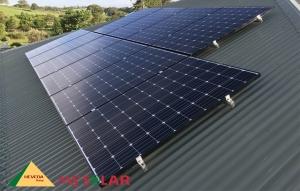 kiểm định tấm pin năng lượng mặt trời bằng công nghệ EL Testing