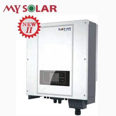 Inverter SOFAR 20kwp - 25kwp 3 pha