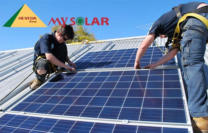 Đầu tư điện mặt trời áp mái