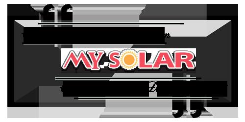 Công ty điện năng lượng mặt trời MySolar
