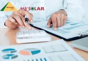 Ngân hàng cho vay lắp hệ thống điện năng lượng mặt trời