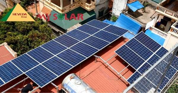 Lựa chọn giá phù hợp để đầu tư điện mặt trời áp mái