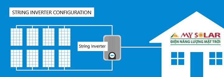 Biến tần tập trung (String Inverter)