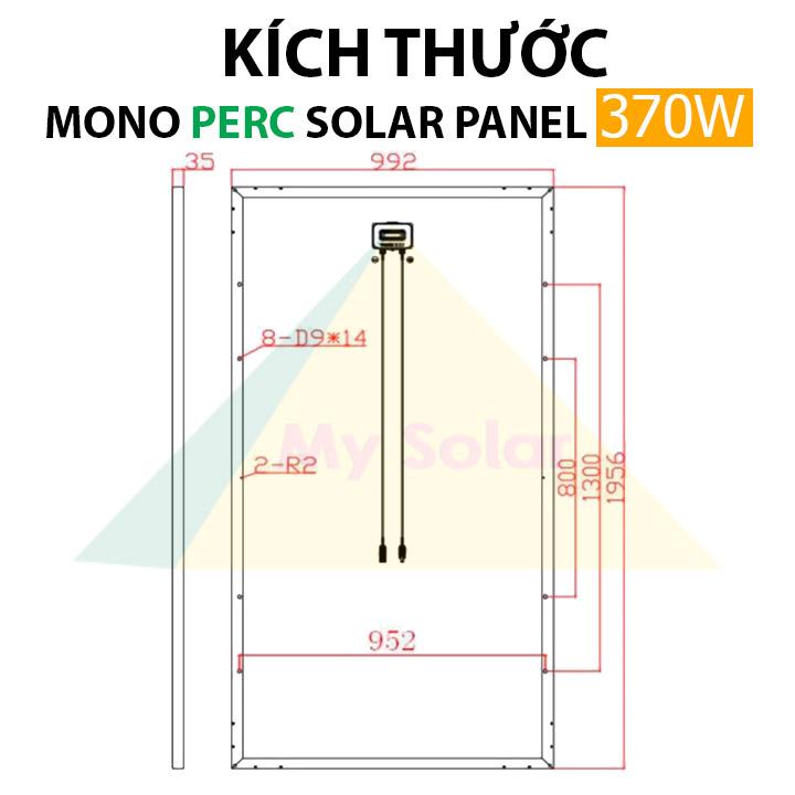 pin mặt trời 370W
