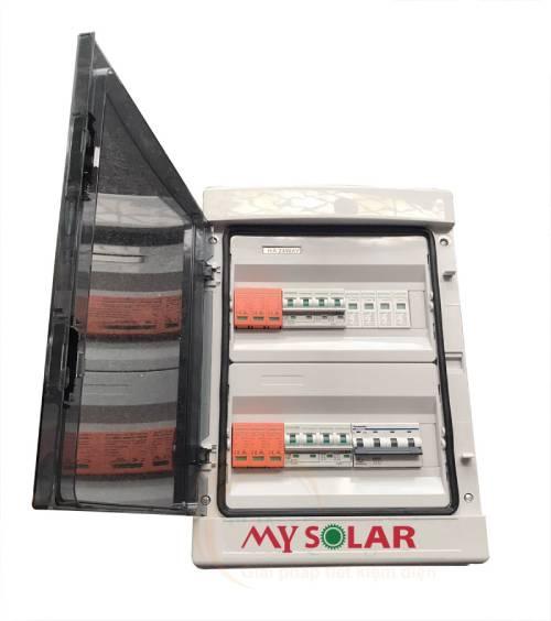 tủ điện năng lượng mặt trời Mysolar