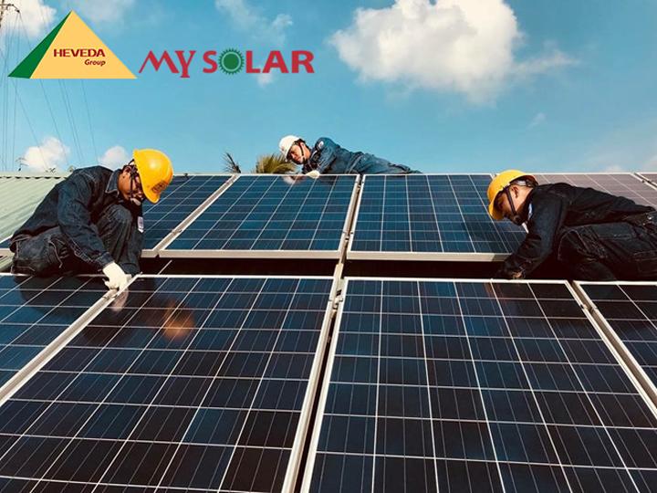 Lựa chọn thông số cho hệ thống điện mặt trời