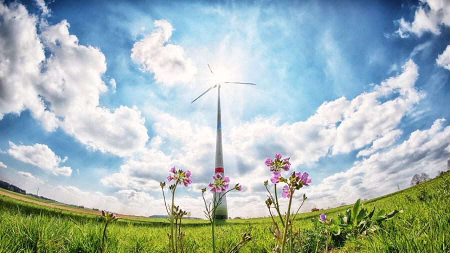Tuabin điện gió là thiết bị tạo năng lượng điện trong tương lai