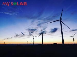 Động cơ Tuabin điện gió: Cấu tạo, nguyên lý hoạt động